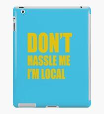 What About Bob?  Bob Wiley t-shirt  iPad Case/Skin