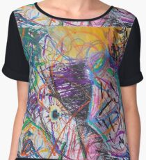 Revenge of the Shaker Women's Chiffon Top
