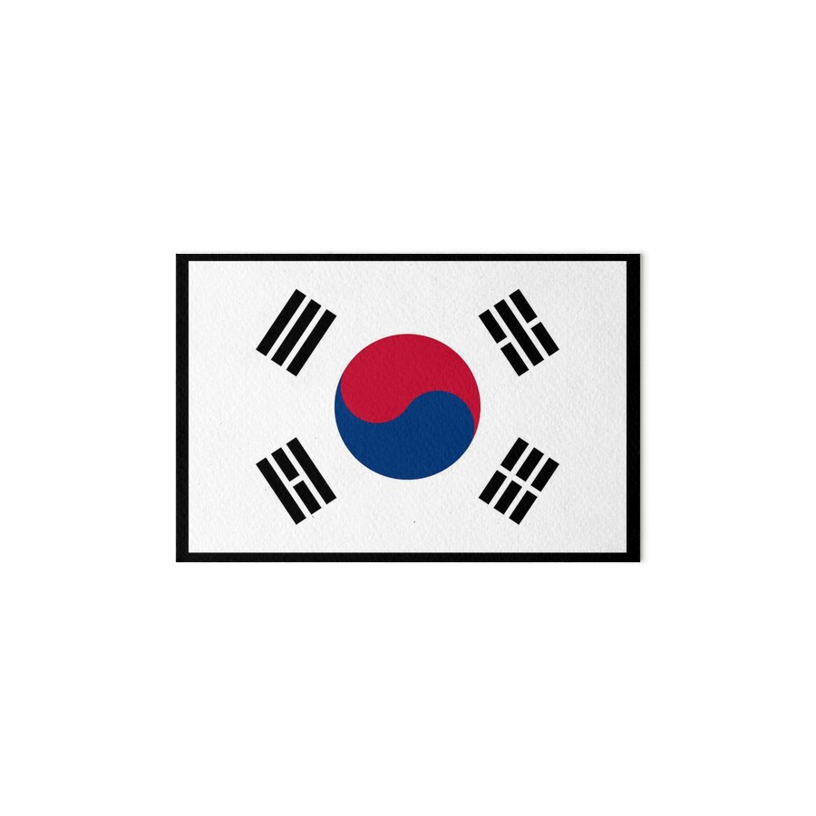 Quot Korea Korean South Korean Flag Flag Of South Korea