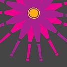 Club flower von Jenny -  DESIGN