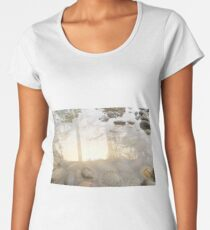 Adventure Reflection Women's Premium T-Shirt