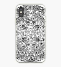 Aztec Stone iPhone Case