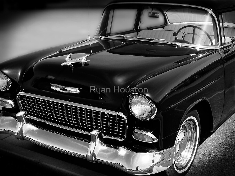 Black Chevrolet by Ryan Houston