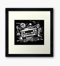 Bat Country  Framed Print