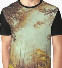 silent forest Graphic T-Shirt