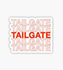 Tailgate  Sticker