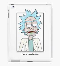 Zombie Rick (Rick and Morty) 2 iPad Case/Skin