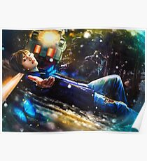 """Kim Taehyung """"Life is strange"""" Poster"""