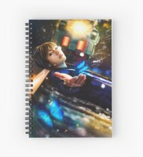 "Kim Taehyung ""Life is strange"" Spiral Notebook"