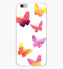 Bustling Butterflies iPhone Case