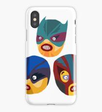 Superheroes iPhone Case/Skin