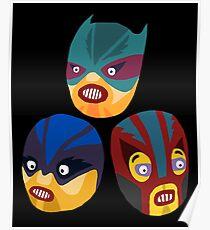 Superheroes Poster