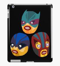 Superheroes iPad Case/Skin