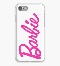 BARBIE iPhone Case/Skin