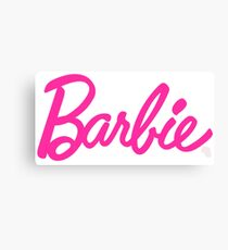 BARBIE Canvas Print