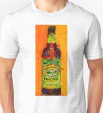 Sierra Nevada Pale Ale Beer Art Print from original Watercolor - Man Cave - College Dorm -Bar Art Unisex T-Shirt