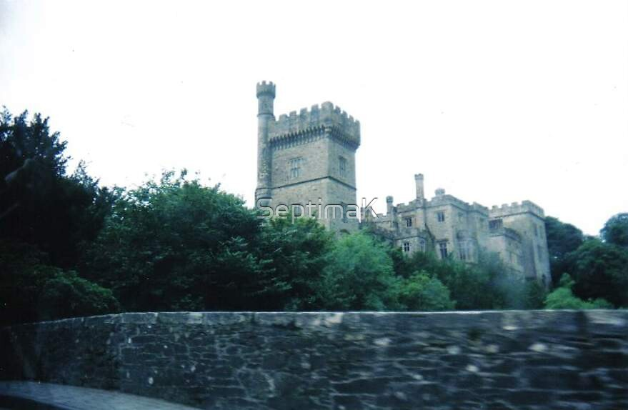 Lismore Castle, by SeptimaK