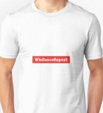 Win Dance Repeat Supreme Unisex T-Shirt