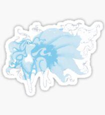 Alolan Ninetales Sticker