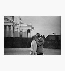 Collage À bout de souffle (Breathless) - Jean-Luc Godard Photographic Print