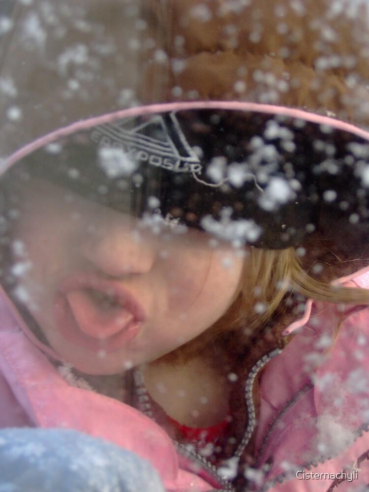 Snoweater by Cisternachyli
