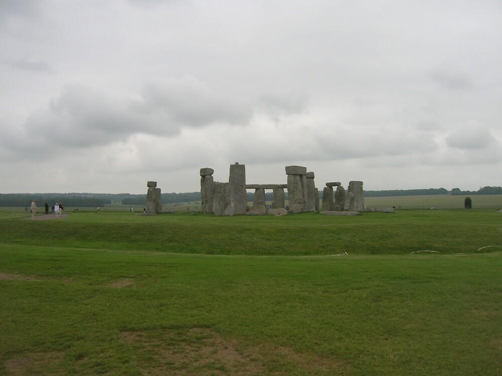 Stonehenge by Jonathan Stoney