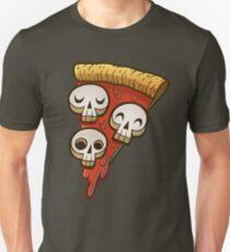 Pizza Skullgioni Unisex T-Shirt