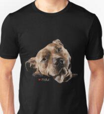 LOVE - Pitbull :) Unisex T-Shirt
