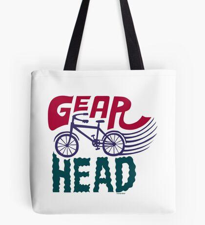 Gearhead - colored Tote Bag