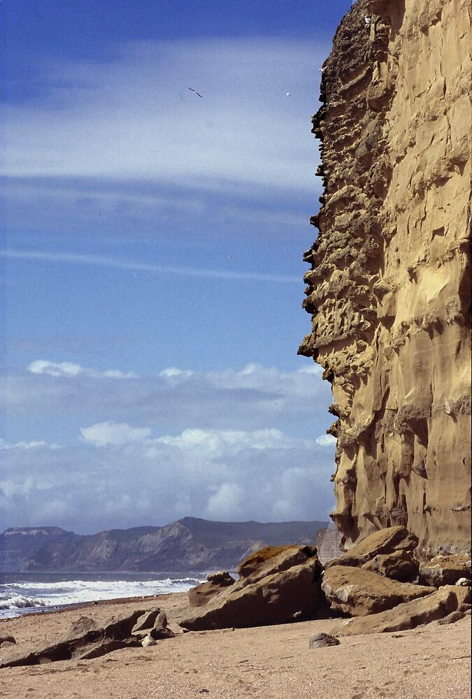 High Cliffs by kitlew