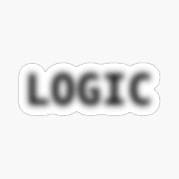 Fuzzy Logic Sticker