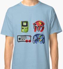 Classic Nintendo Controllers Classic T-Shirt