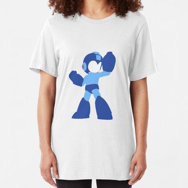 Megaman Vector Slim Fit T-Shirt