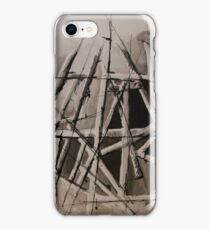 Graphic easel iPhone Case/Skin