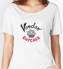 Voodoo Cupcake Women's Relaxed Fit T-Shirt