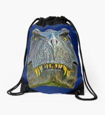 Tyrannosaurus rex Drawstring Bag