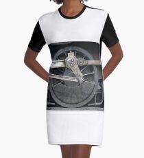 train wheels Graphic T-Shirt Dress