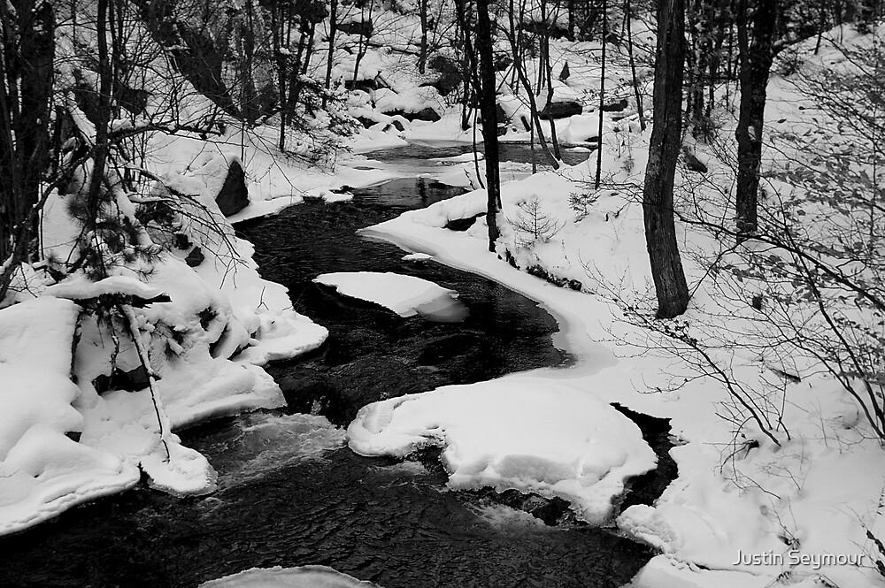 Winter Creek by Justin Seymour