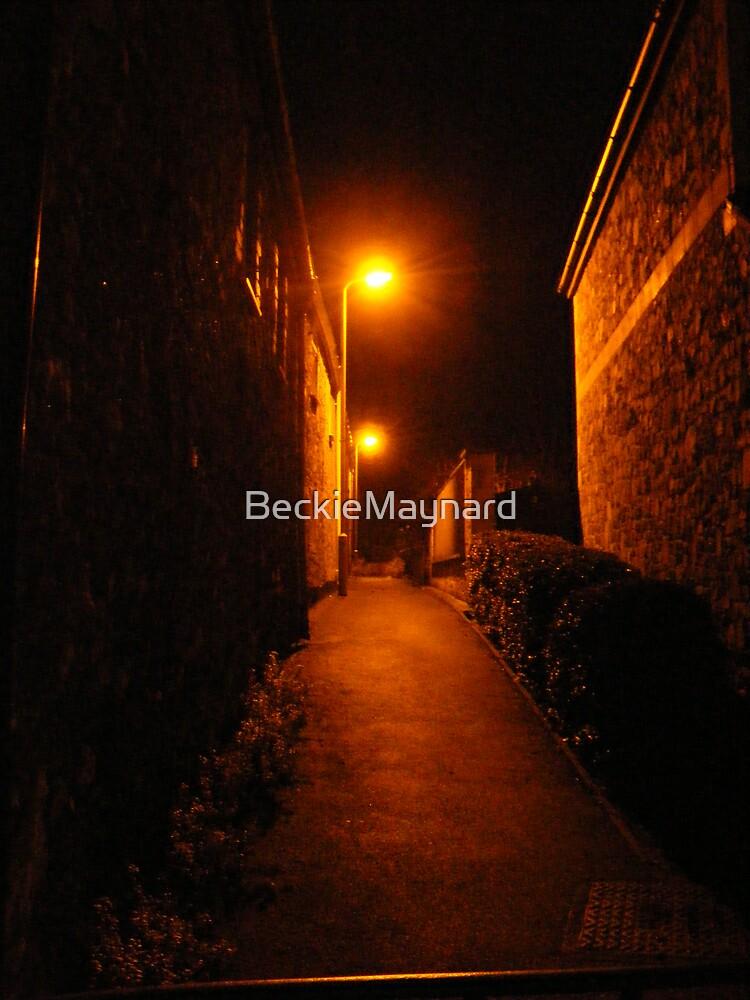 dark alley  by BeckieMaynard
