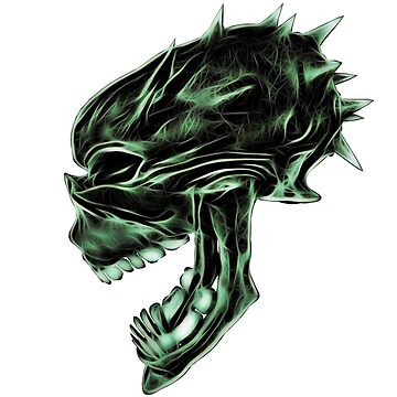 Skull4Glow von Reubsaet