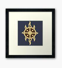 Skyrim Dawnguard- Framed Print