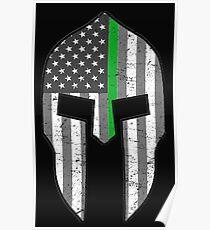 American Spartan TGL  Poster