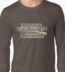 Fargo Gun Club Long Sleeve T-Shirt