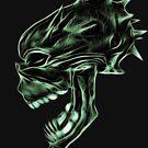 Skull4Glow von Frank Reubsaet