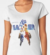 Retro Gamer Women's Premium T-Shirt