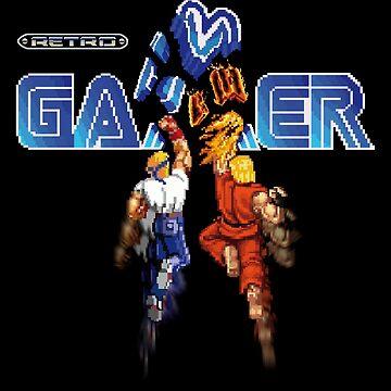 Retro Gamer by SamielLair