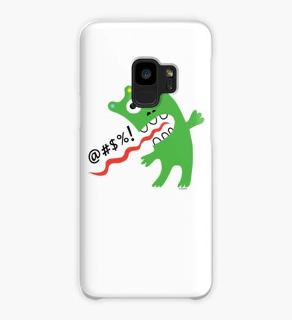 Critter Expletive  Case/Skin for Samsung Galaxy