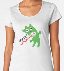 Critter Expletive  Women's Premium T-Shirt