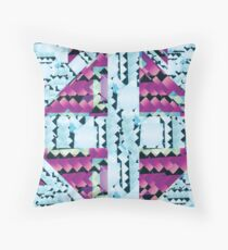 Crystal Mystic Chips Throw Pillow