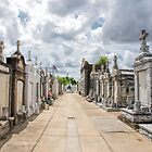 St. Roch Cemetery in New Orleans, Louisiana by Bonnie T.  Barry